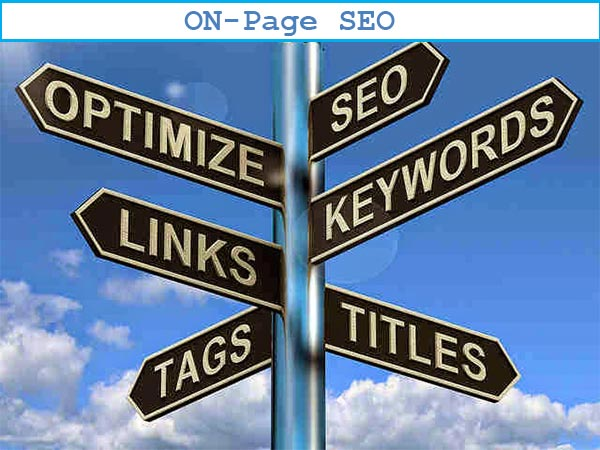 on_page SEO