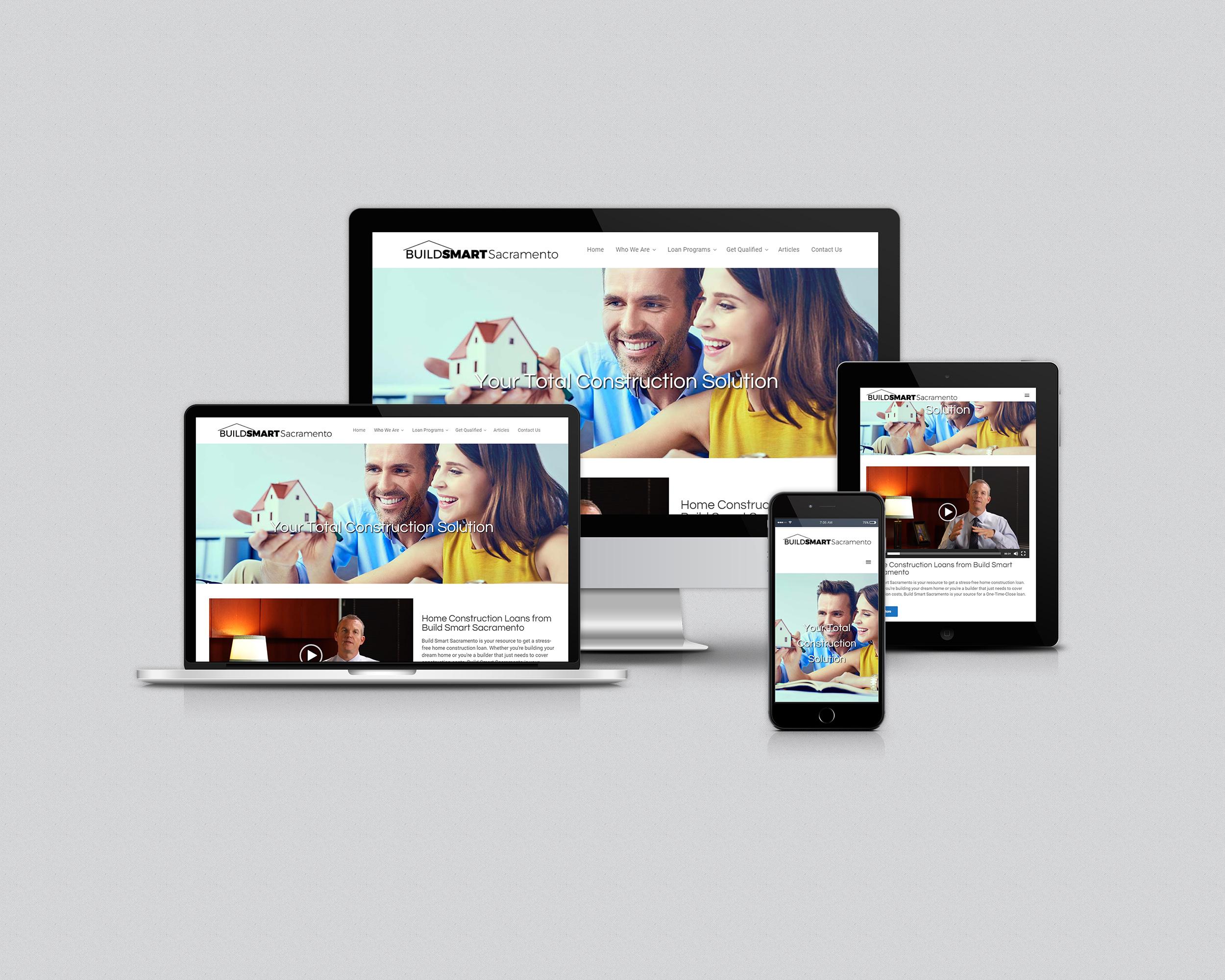Build Smart Responsive Website Mock-ups